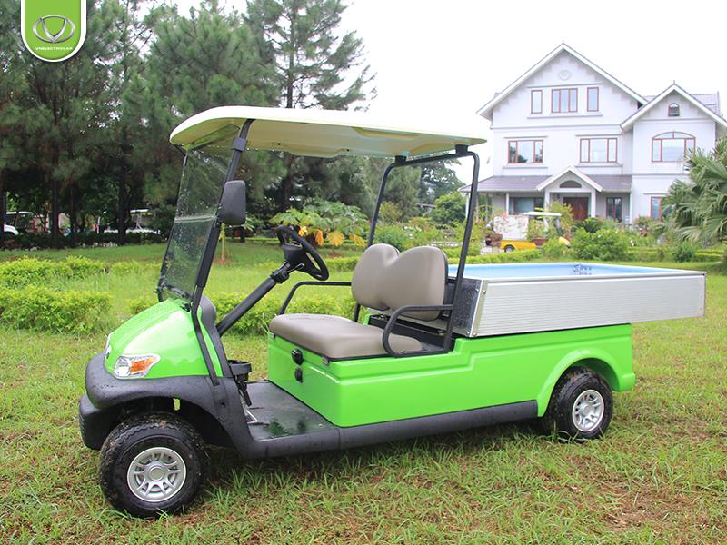 Xe điện chở hàng cho nhà máy - Lựa chọn tối ưu và an toàn