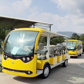 Xe điện chở khách du lịch
